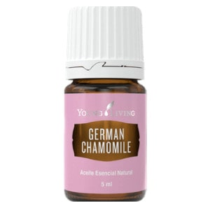 5ml Bottle of 100% therapeutic-grade German Chamomile  from Young Living Essential Oils