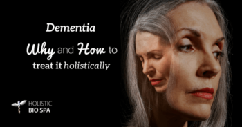 woman wondering if she has dementia and how she can treat it naturally