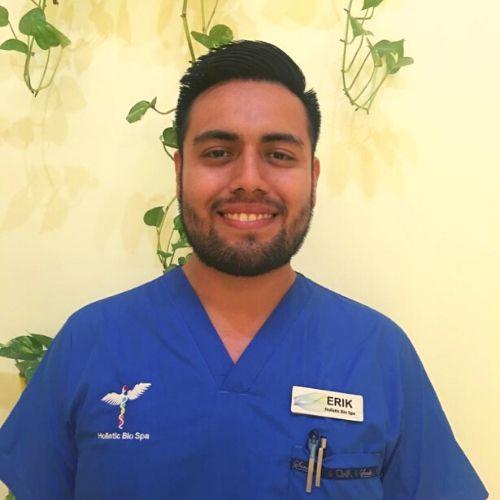 Erik, Registered Nurse at Holistic BIo Spa