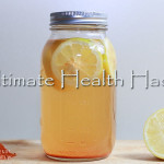 Alkalizing Lemon Water