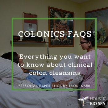 Colonic FAQs