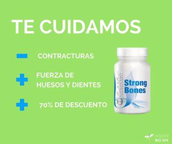 Suplemento para huesos fuertes