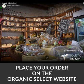 Organic Select's vast array of raw wholefoods, superfoods, and organic produce in Puerto Vallarta