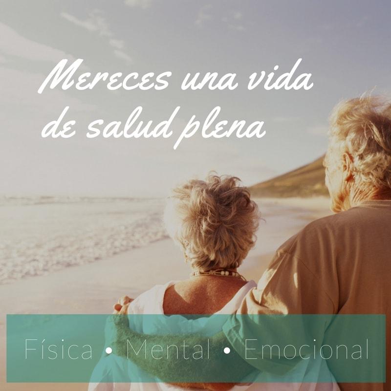 La salud plena se vive mental, física, y emocionalmente