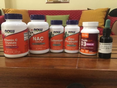 Supplements to protect yourself from the coronavirus
