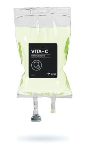 Vitamin C IV Drip Therapy Bag in Puerto Vallarta