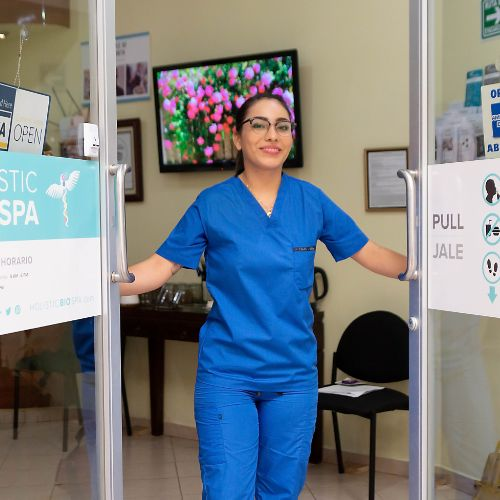 Welcome to our clinic, new patients!