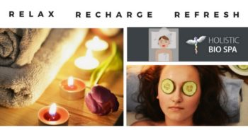 Stress no more, relax and recharge your body at the Holistic Bio Spa