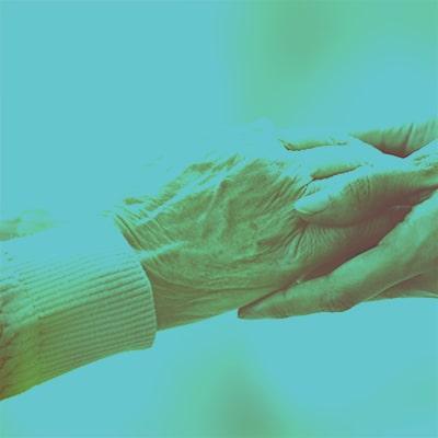 Woman with wrist arthritis pain - wrist repair stem cells